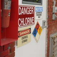 Chlorine Water Treatment Dangers